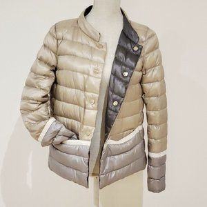 NWT REVERSIBLE Herno Down Jacket